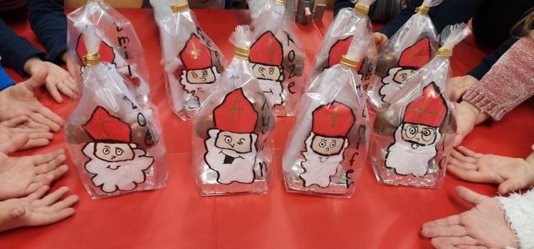 Douceurs chocolatées pour la Saint-Nicolas