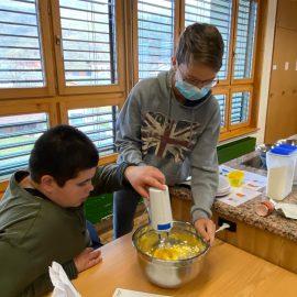 Action de Noël – Intégration d'un élève autiste