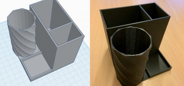 Une imprimante 3D au CO ERVEO