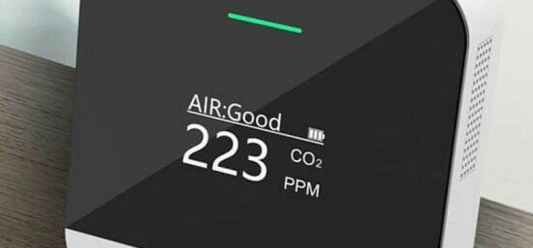 Capteurs de CO2